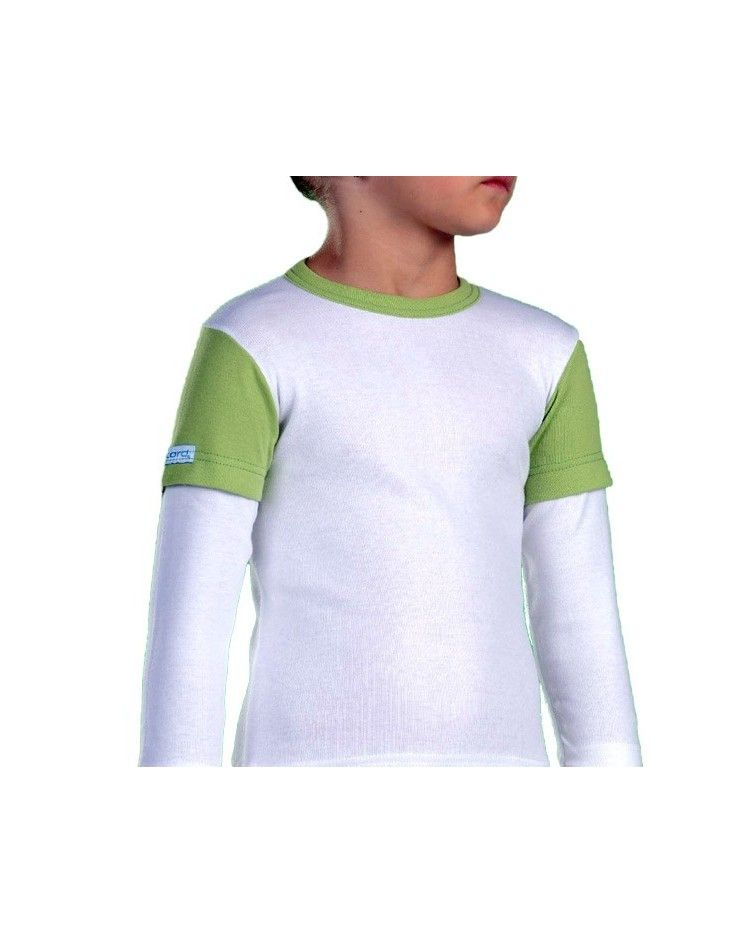 camisole, long sleeve