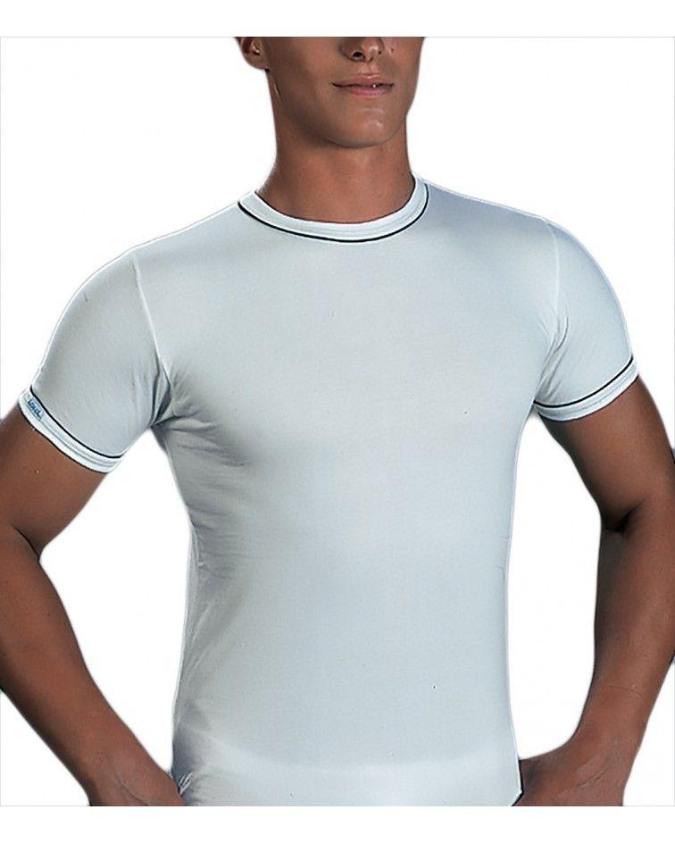Φανέλα, Κοντομάνικη, Λευκή S-M