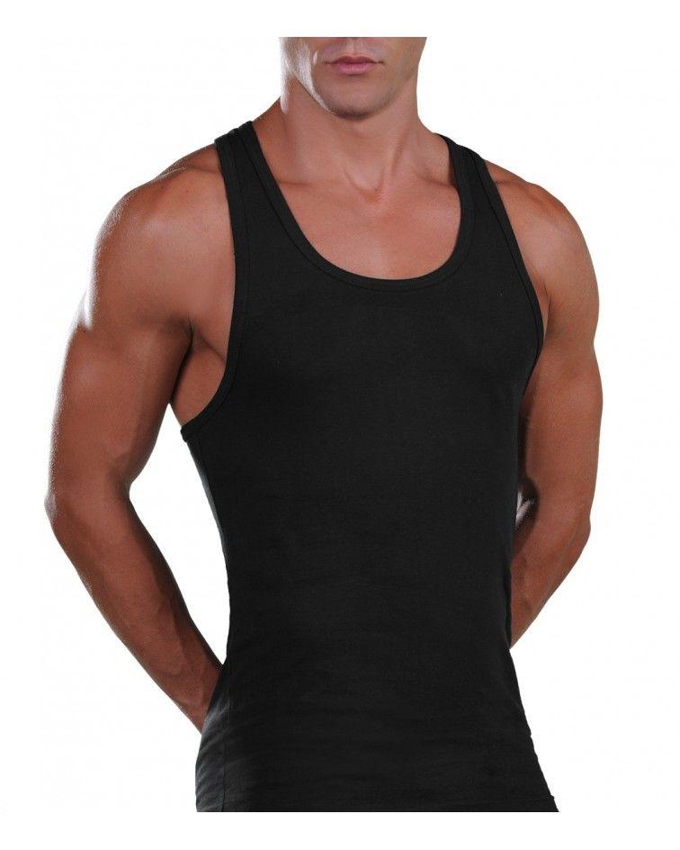 Sport Tank-Top, black