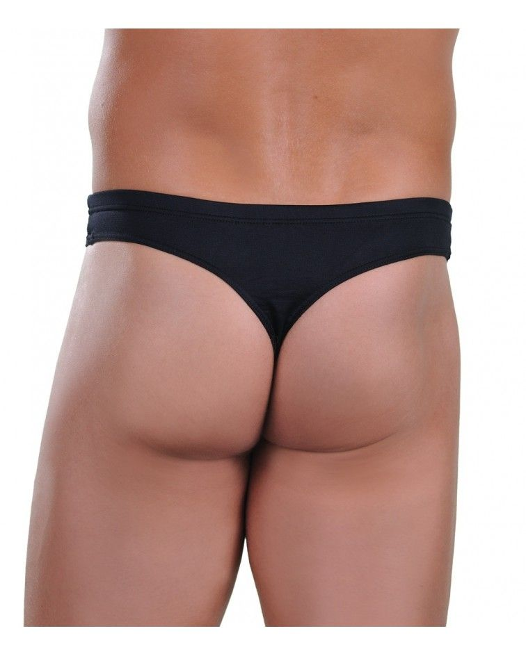 Men String, black2