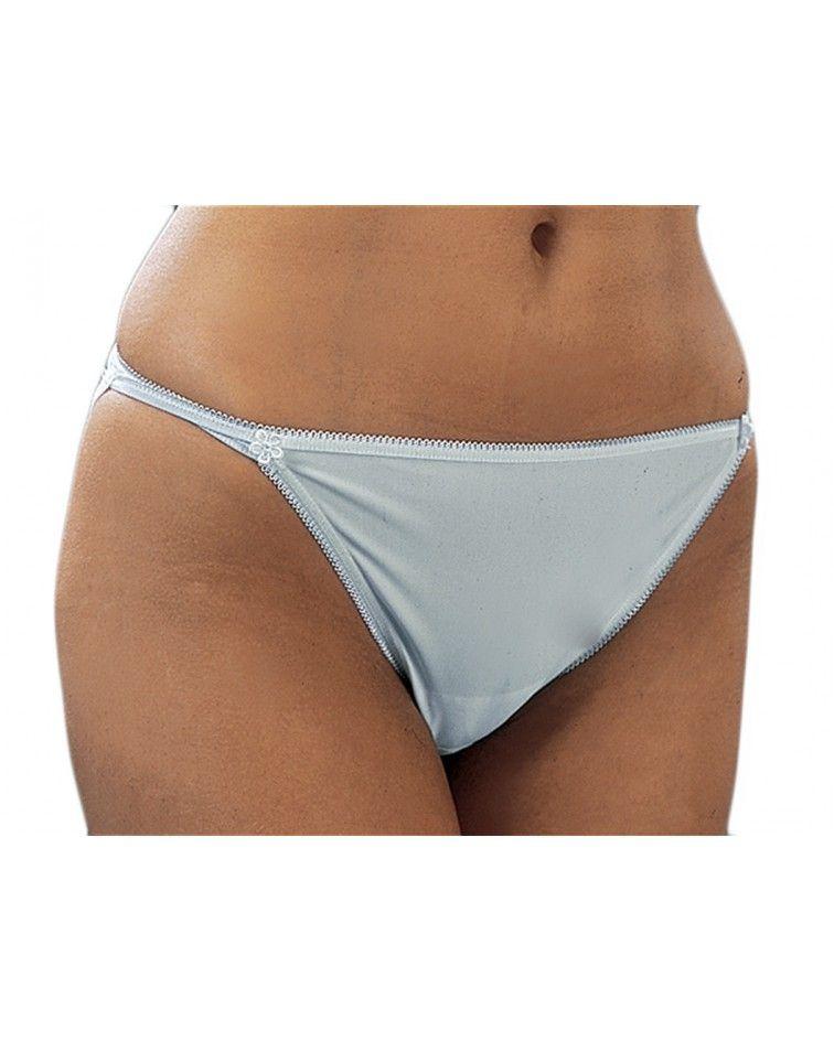 Γυναικείο Κυλοτάκι, Microfibra, λευκό