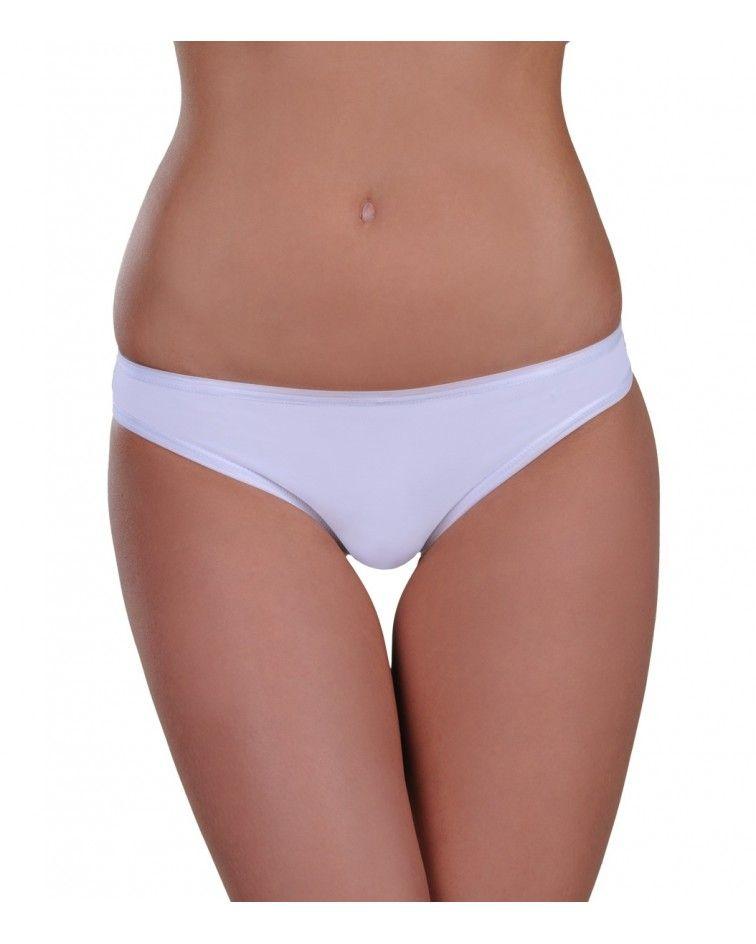 Panty, brazil, white