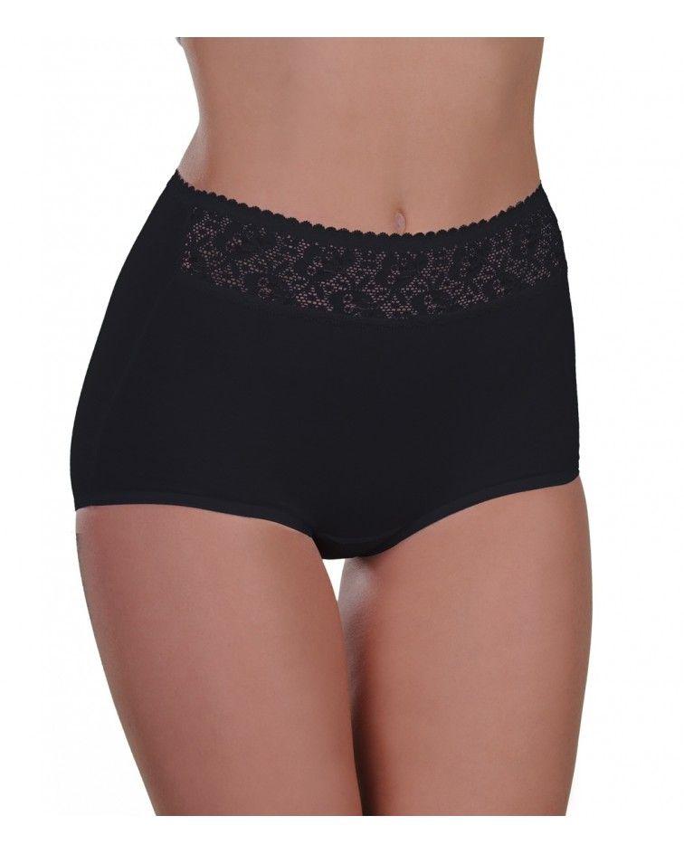 Panty maxi, lace