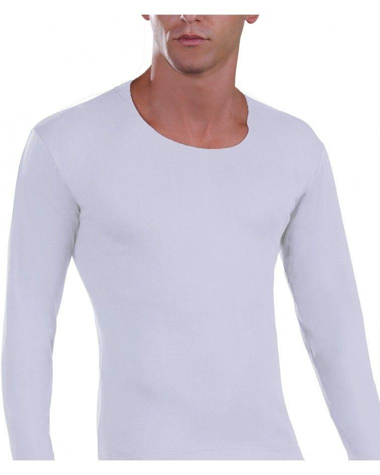 Open Neck T-Shirt