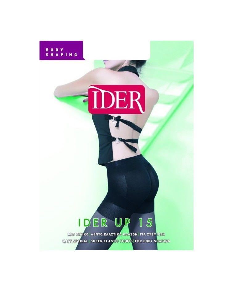 IDER UP 15 den-LASTEX BODY SHAPING