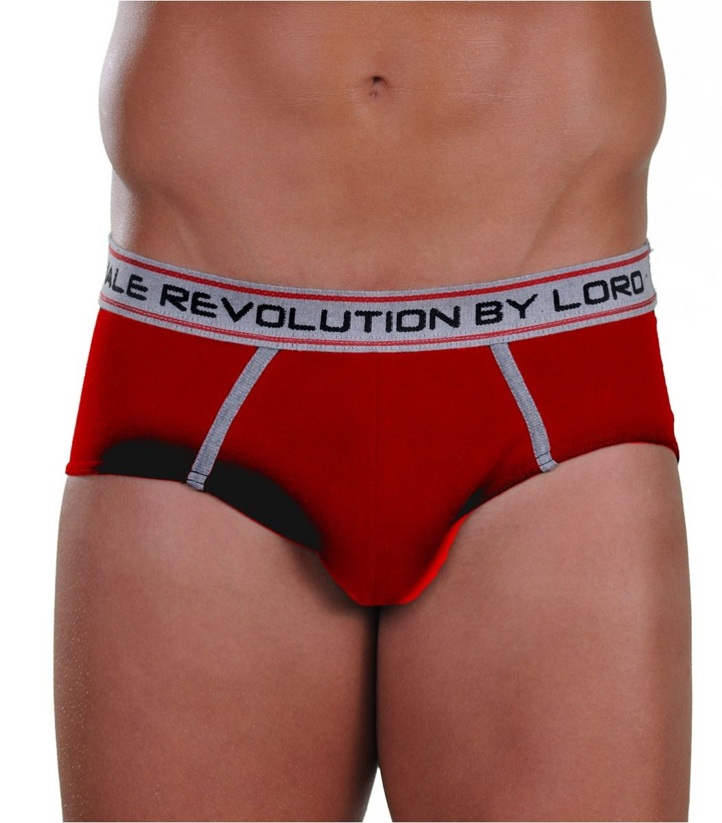 Brief  Revolution, red