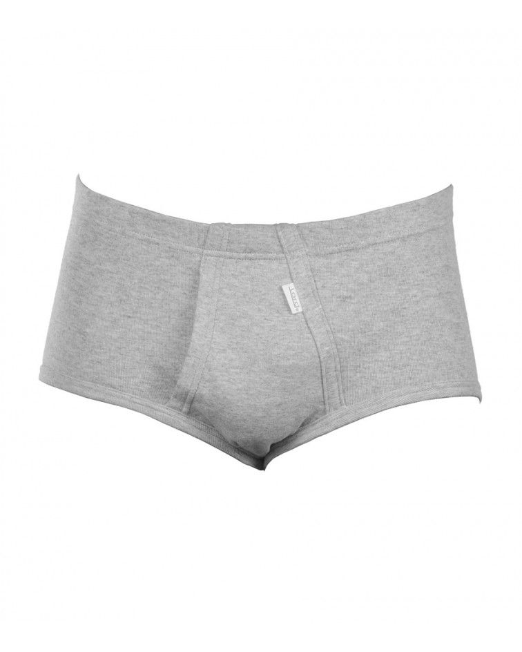 Brief, Side open, grey