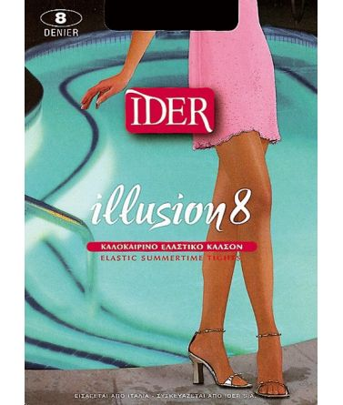 IDER TIGHTS ILLUSION 8 DEN