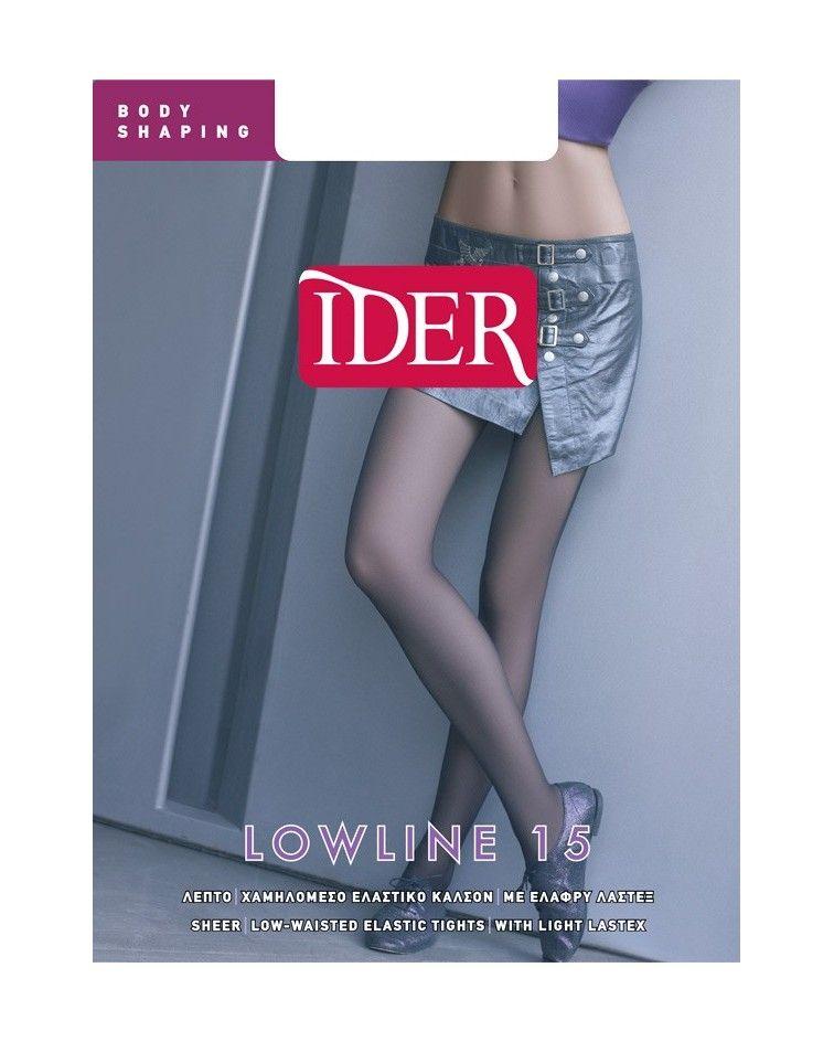 IDER LOWLINE 15DEN ΚΑΛΣΟΝ BODY SHAPING