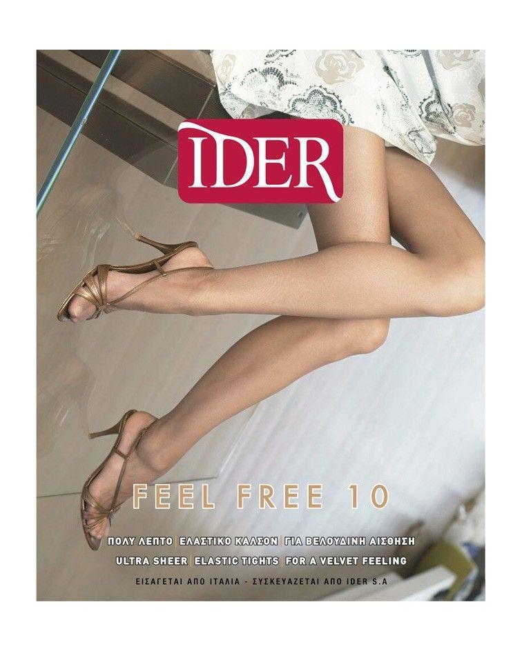 IDER FEELFREE 10 DEN TIGHTS