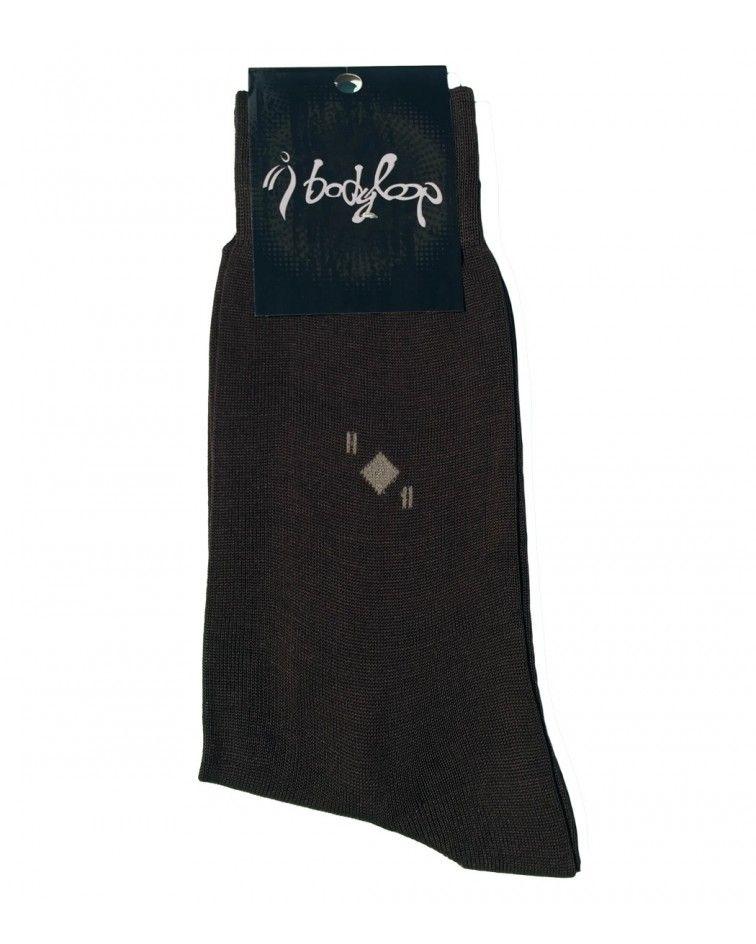 Κάλτσα γυαλιστερή Βαμβακερή