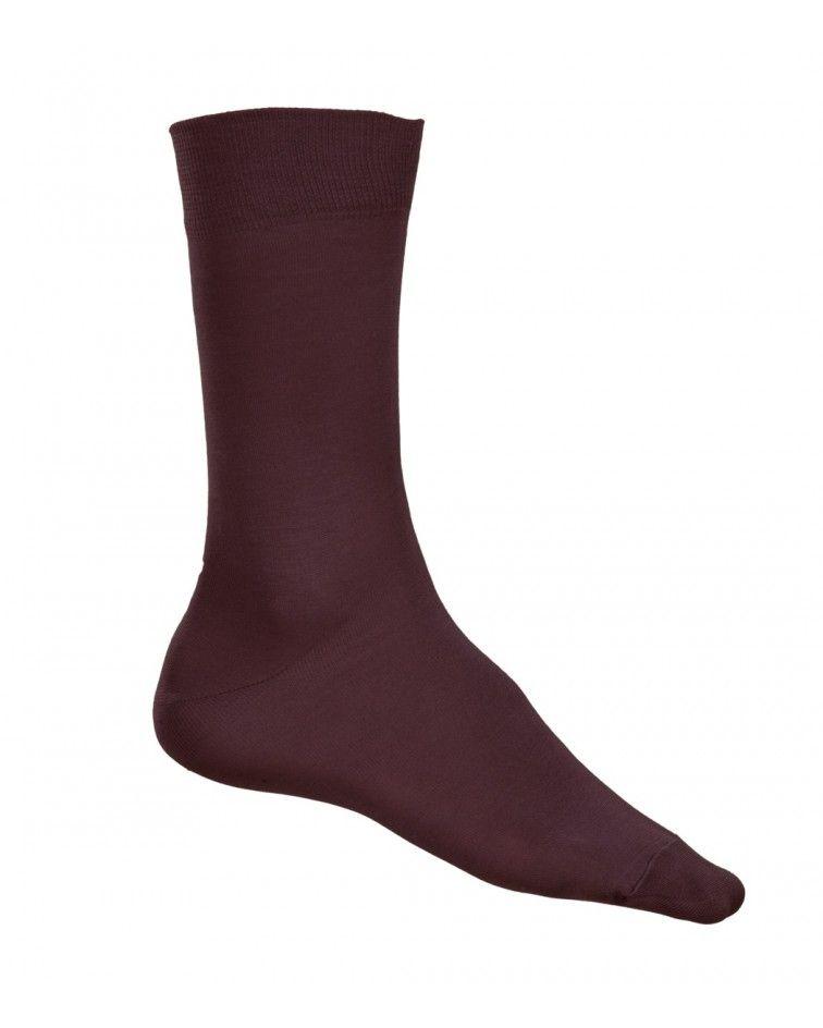 Cotton Socks, brown