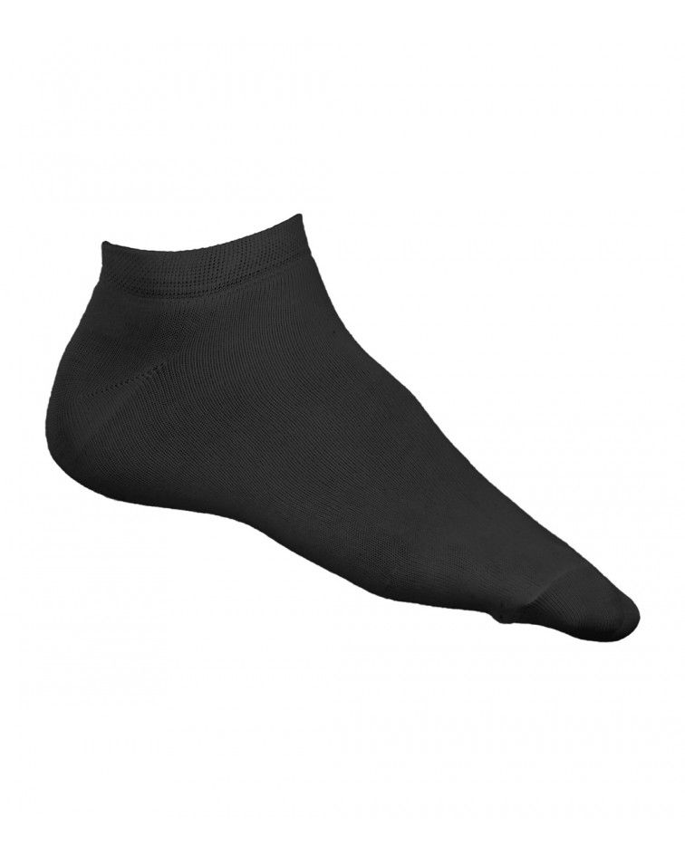 Κάλτσα κοντή - σοσονι, μαύρο