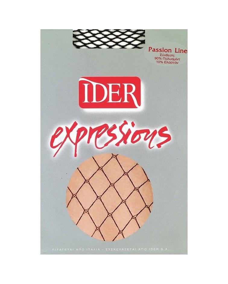 IDER Passion Καλτσοδέτα, δίχτυ