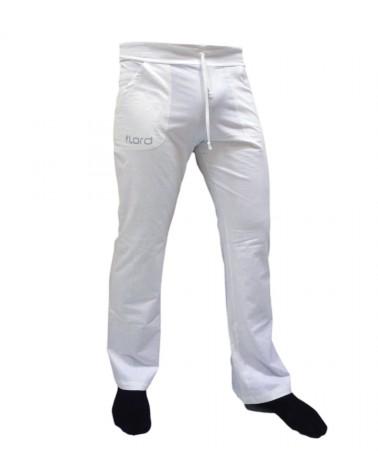 Athletic pants, elastic