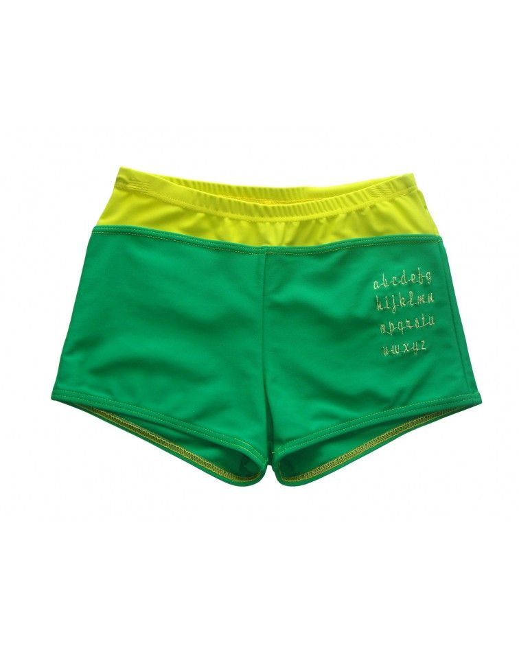 Swimwear boxer abc