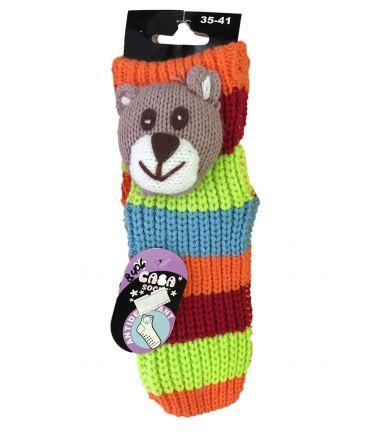Κάλτσα Πλεκτή 3D