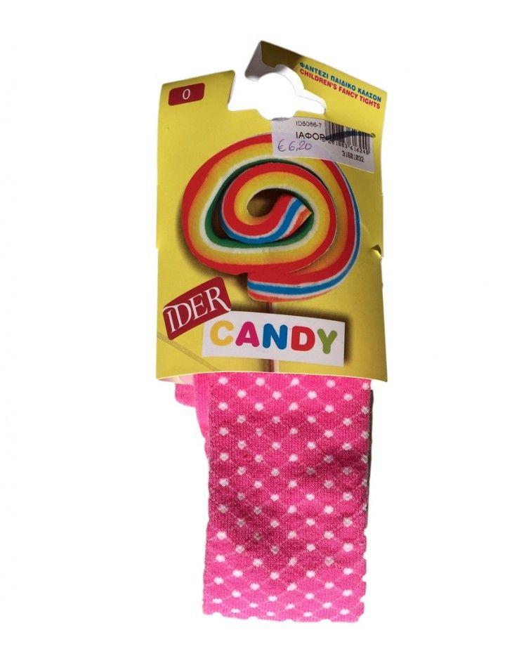 IDER CANDY παιδικό καλσόν βαμβακερό