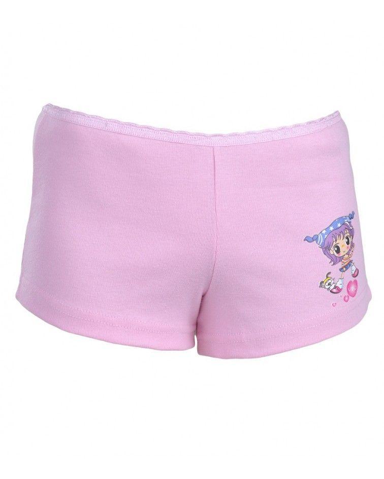 Boxer, girl, pink