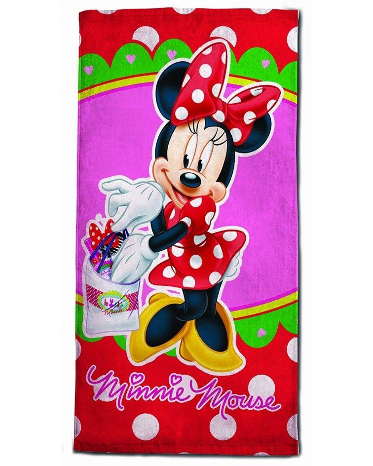 Minnie Πετσέτα Θαλάσσης