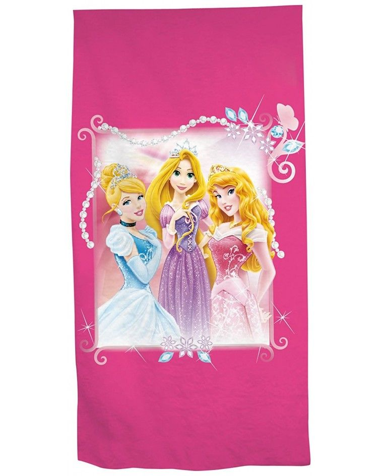 Frozen Sea Towel