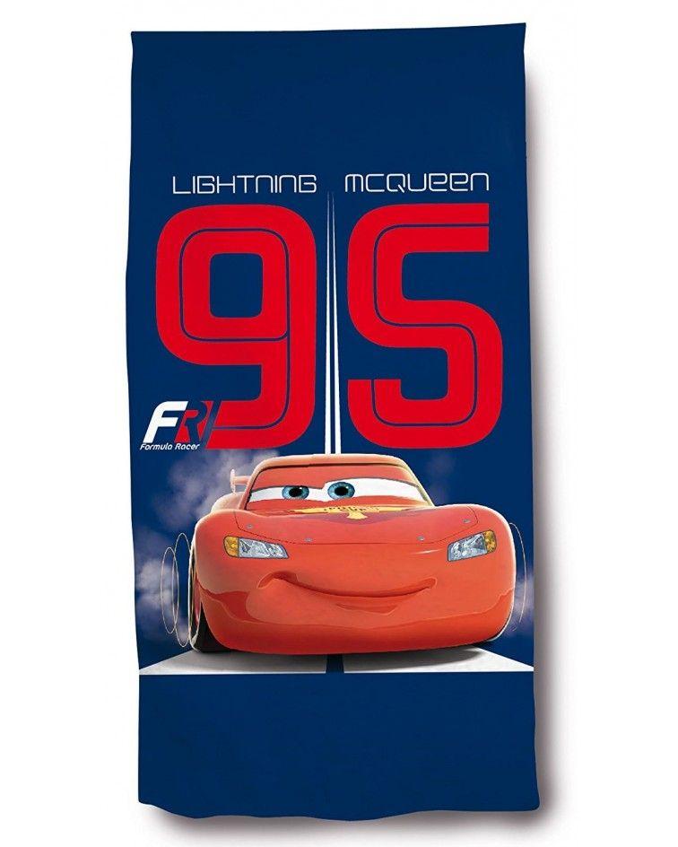 Car 95 Πετσέτα Θαλάσσης