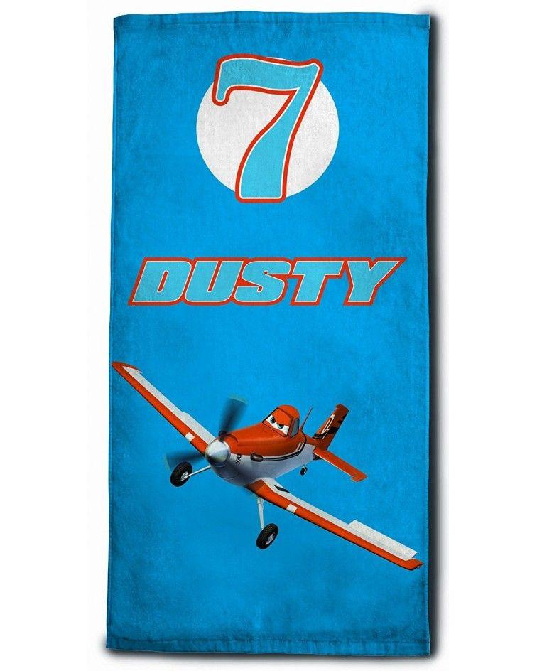 Dusty Towel