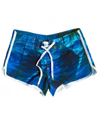 Swimwear shorts, blue