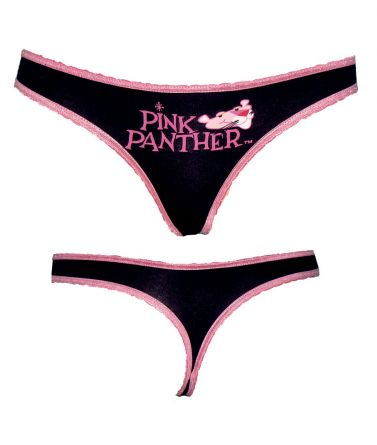 string, panther, black