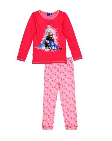 FROZEN Children Pyjama, winter, fuxia