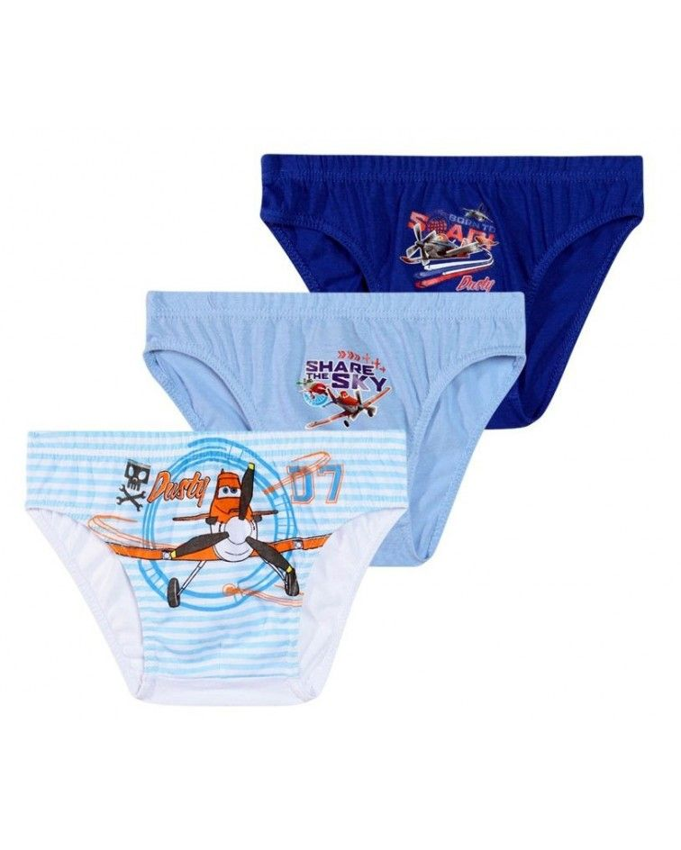 Disney Planes Children brief, set 3 pieces