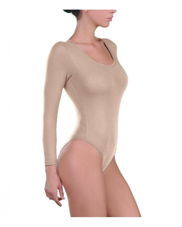 Body, string, Long Sleeve