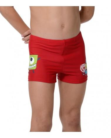 Swimwear boxer, red