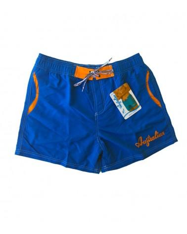 Men Swimwear, shorts, ciel