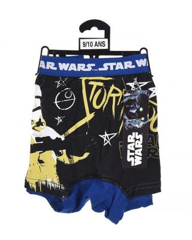 Αγοριών Μποξεράκι, Star Wars Μπλε