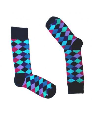 Κάλτσα χρωματιστή