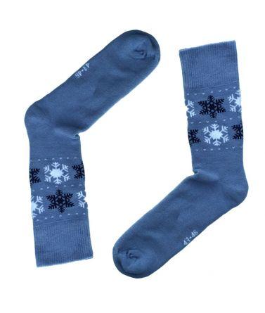 Χειμωνιάτικη Κάλτσα χρωματιστή