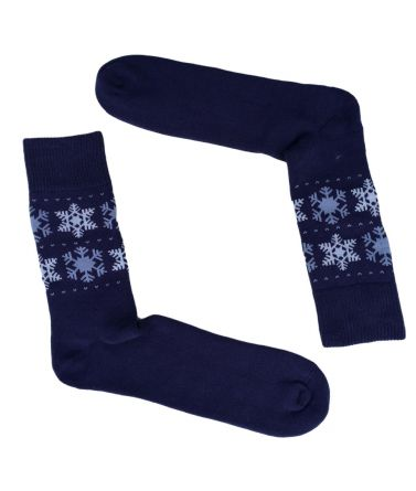 Winter Christmas New year color socks