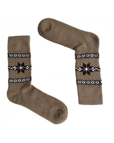 Χειμερινή Κάλτσα χρωματιστή
