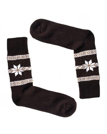 Winter Christmas New year color socks