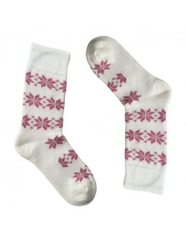Γυναικεία Χριστουγεννιάτικη Κάλτσα χρωματιστή