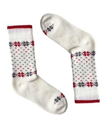 Women Winter Christmas New year color socks