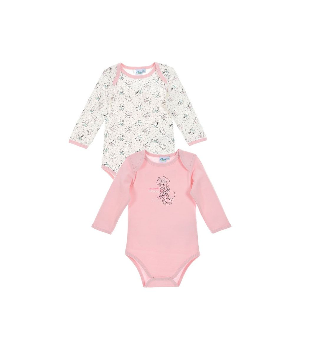 Baby set 2 full body Minnnie