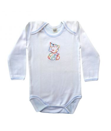 Infant body, cotton, long sleeve