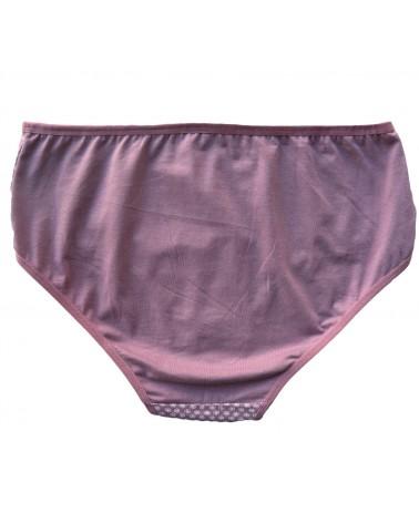 Women panty, extra large sizes, brown