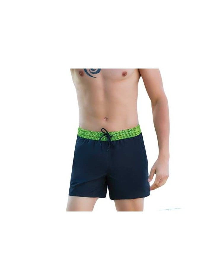 Men swimwear, black