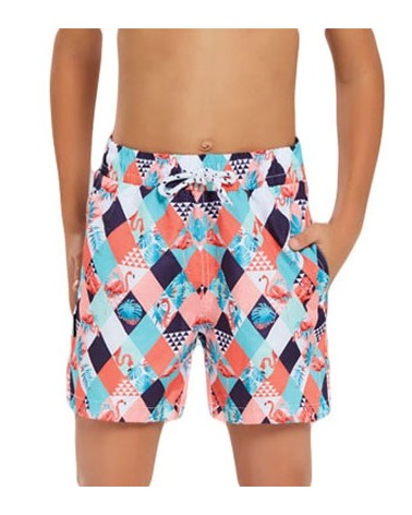 Boys swimwear, flamigos