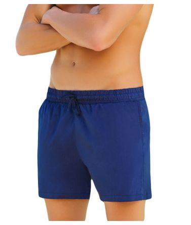 Men swimwear sorts, blue
