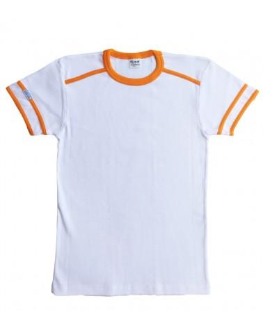 Μπλούζα, ρέλι, S & XL, πορτοκαλί