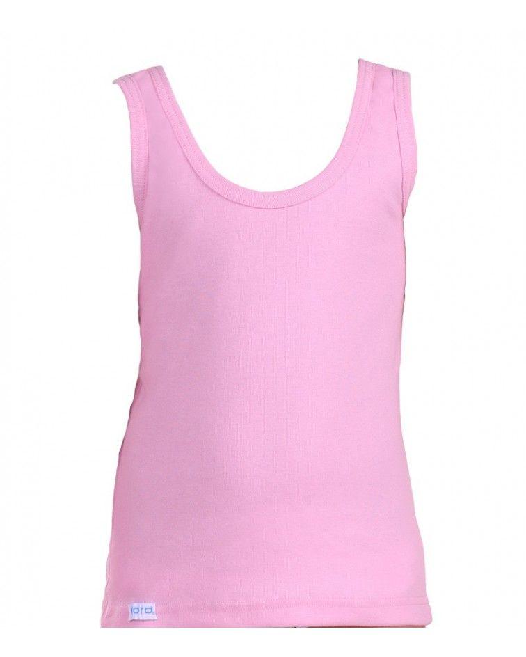 Φανέλα τιράντα, ροζ